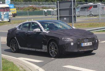 Genesis G70 au Nürburgring #1