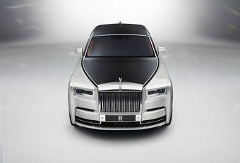 Rolls-Royce Phantom: aluminium en kunst #1