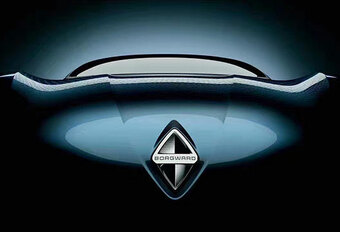 Borgward: Isabella concept-car in Frankfurt? #1