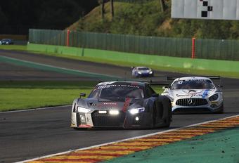 24 Uur Spa: Audi wint spannende slag om Ardennen #1