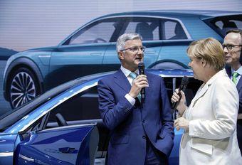 Duitsland: topontmoeting rond diesel #1