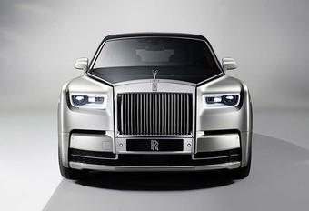 Rolls-Royce Phantom VIII : en images #1