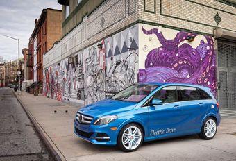 Mercedes Classe B : fin de production proche pour l'Electric Drive !  #1