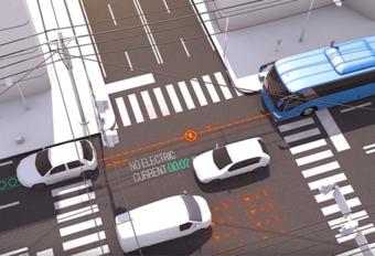 Electroad: de weg die auto's oplaadt #1