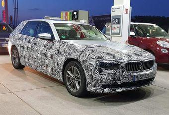 BMW Série 3 Touring : pour 2018 #1