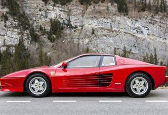 Ferrari : la dénomination « Testarossa » ne lui appartient plus !  #1