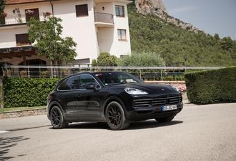 Bijna klaar: de 3e generatie Porsche Cayenne