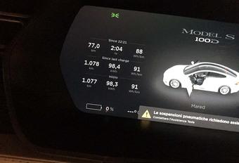 Tesla : 1078 km sur une seule charge ! #1
