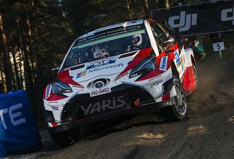 Toyota niet te kloppen in rally van Finland, maar Neuville wordt WK-leider! #1