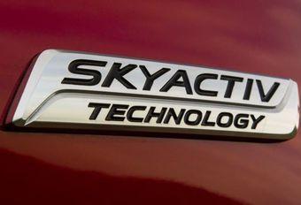 Mazda 3 krijgt benzinemotoren met zelfontbranding #1