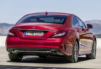 Mercedes-Benz CLS (CLE ?) : deux nouveaux blocs et... une déception  #1