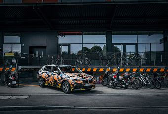 BMW X2 : dévoilé sur un site lifestyle #1