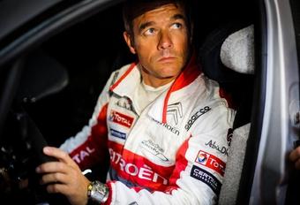Sébastien Loeb test Citroën C3 WRC