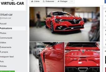 Renault Mégane RS : elle montre tout ! #1