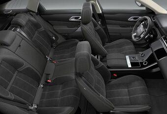 Jaguar en Land Rover: geen leer meer? #1