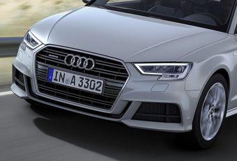 Audi A3 : en 4 et 5 portes uniquement #1