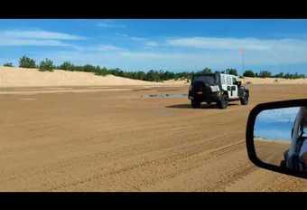 Jeep Wrangler: eerste officiële informatie #1