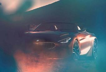 BMW : premier cliché « volé » pour le Z4 #1