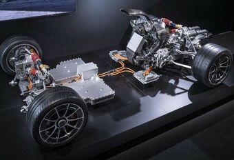 Mercedes-AMG: elektromotoren op komst #1