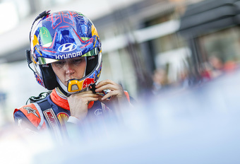Thierry Neuville als favoriet naar WRC Duitsland #1