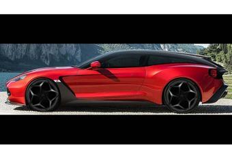 PEBBLE BEACH 2017: Vanquish Zagato, Shooting Brake of Speedster? #1