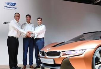 FCA : Accord pour la voiture autonome avec BMW #1
