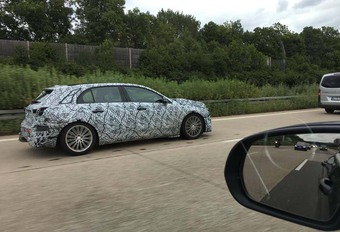 Mercedes Classe A 2018 : Tout ce qu'on sait #1