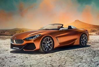 BMW Z4 Concept : tout savoir #1