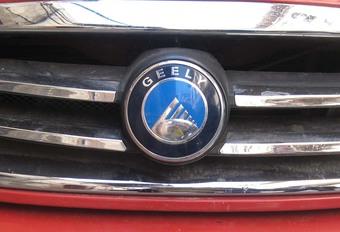 Geely ne veut pas de Fiat Chrysler #1