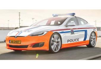 Twee Tesla's Model S voor Luxemburgse politie