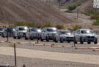 BMW & Rolls-Royce : toutes les nouveautés 2018 dans la Death Valley #1
