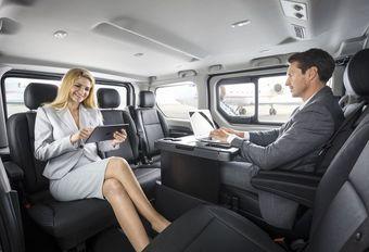 Opel Vivaro Tourer et Combi+ : classe VIP #1