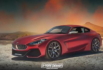 BMW Z4 : aussi bientôt en coupé ? #1