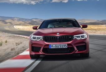 Nieuwe BMW M5 xDrive krijgt First Edition #1