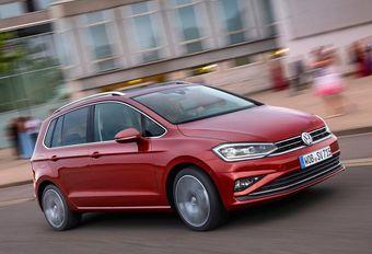 Volkswagen Golf Sportsvan : remise à niveau #1