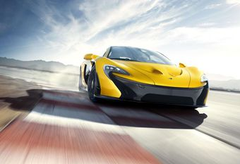 McLaren : une sportive « zéro émission » est bien dans les cartons !  #1