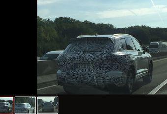 Volkswagen Touareg : la nouvelle génération se dévoile petit à petit...   #1