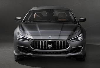 Maserati Ghibli gaat Gran Lusso #1
