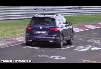 VIDEO – Volkswagen Tiguan R met vijfcilinder? #1