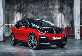 Niet M, sportieve BMW i3 heet i3s #1