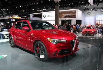 Alfa Romeo en Maserati verlaten FCA? #1