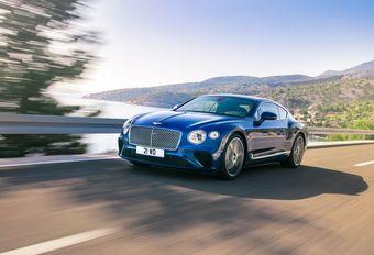 Bentley Continental GT: nieuwe geschiedenis #1