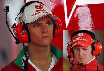 Zoon Mick herdenkt eerste F1-zege Michael Schumacher tijdens GP België #1