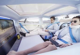 Merendeel bestuurders weigerachtig tegenover zelfrijdende auto #1