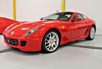 Ferrari : une 599 manuelle plus chère qu'une 812 Superfast ! #1