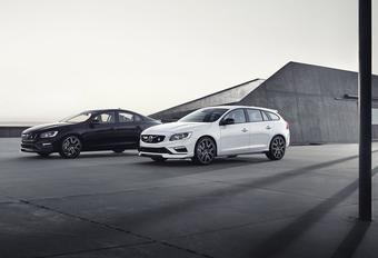 Meer downforce voor Volvo S60 en V60 Polestar #1