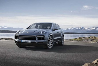 Porsche Cayenne 2018: hetzelfde, maar dan beter #1