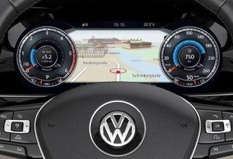Volkswagen : bientôt des mises à jour à distance #1