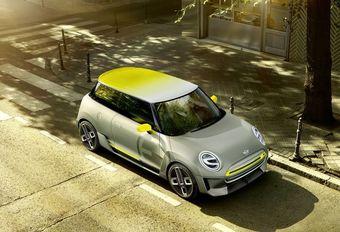 Mini Electric Concept: in 2019 op de markt #1