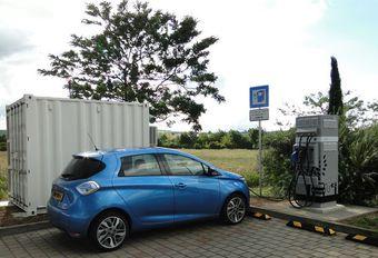 Renault geeft versleten batterijen tweede leven #1